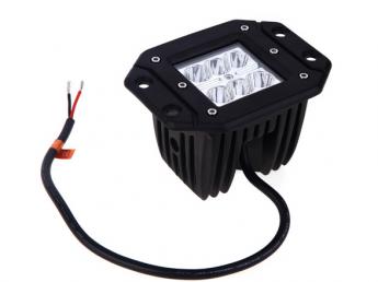Светодиодные фары, прожектора для внедорожников и грузовых авто.