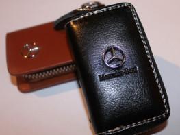 Ключницы с логотипом MERSEDES BENZ