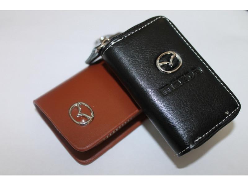 Ключницы с логотипом MAZDA