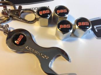 Колпачки на ниппель с логотипом BBS