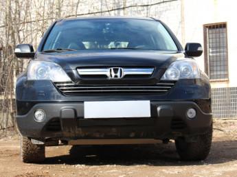 Защита радиатора Honda CR-V 3 2007-2010