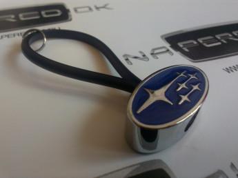 Брелок с логотипом SUBARU