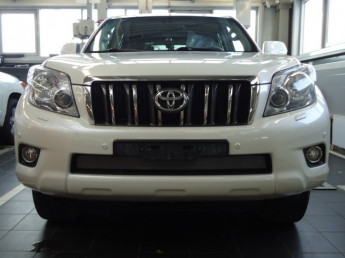 Защита радиатора TOYOTA Land Cruiser Prado 150 2009-2013