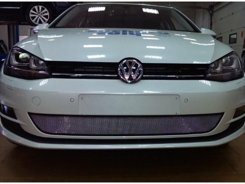 Защита радиатора  VOLKSWAGEN Golf 7 2013-2017