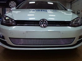 Защита радиатора  VOLKSWAGEN Golf 7 2013-2018