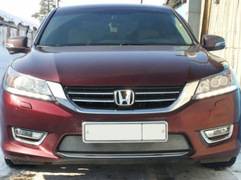 Защита радиатора  HONDA Accord 9 2013-2015
