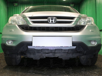 Защита радиатора HONDA CR-V 3 2010-2012 (рестайлинг)