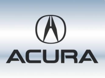 Защитная сетка радиатора Acura