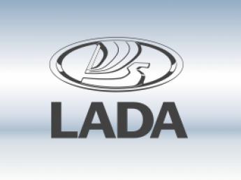 Защитная сетка радиатора Lada