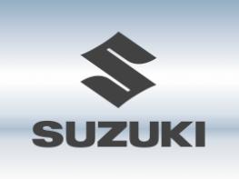 Защитная сетка радиатора Suzuki