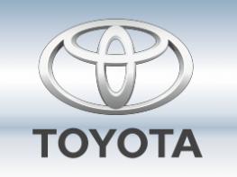 Защитная сетка радиатора Toyota