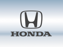 Защита бампера и порогов Honda