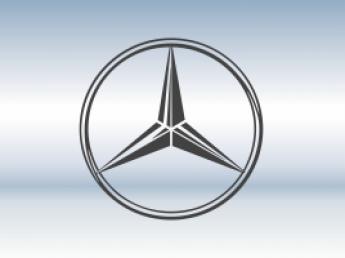 Защита бампера и порогов Mercedes-Benz
