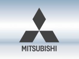 Защита бампера и порогов Mitsubishi