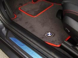 Автоковрики с логотипом