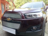 Защита радиатора Chevrolet Captiva 2012-2013