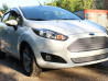 Защита радиатора ПРЕМИУМ FORD Fiesta MK6 2015-2019 (рестайлинг)