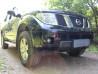 Защитная сетка радиатора NISSAN Navara 3 D40 2005-2010