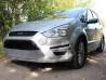 Защита радиатора ОПТИМАЛ Ford S-Max 1 2010-2015 рестайлинг