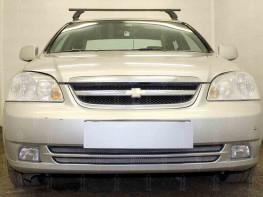 Защита радиатора CHEVROLET Lacetti 2004-2013 седан