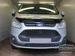 Защита радиатора FORD Torneo Custom 2012-2017