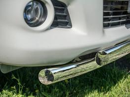 Защита бампера и порогов