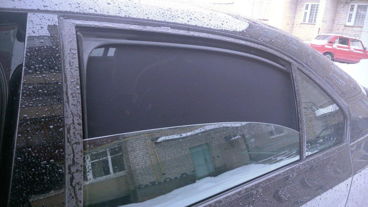 Сетка на окна авто своими руками 3