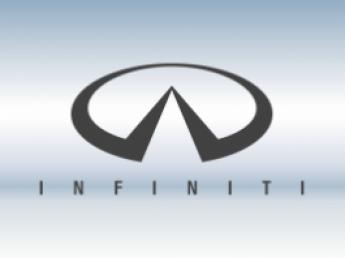 Накладки на задний бампер Infiniti