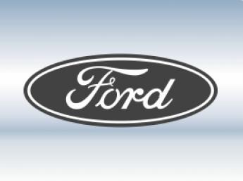 Накладки на задний бампер Ford