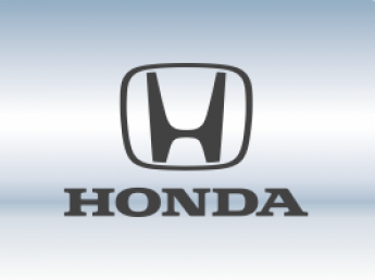 Накладки на задний бампер Honda