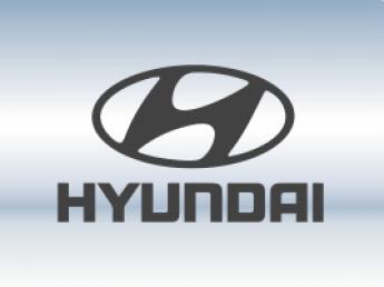 Накладки на задний бампер Hyundai