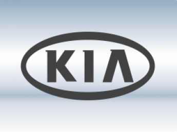 Накладки на задний бампер Kia