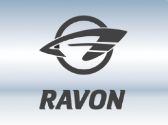 Накладки на пороги Ravon