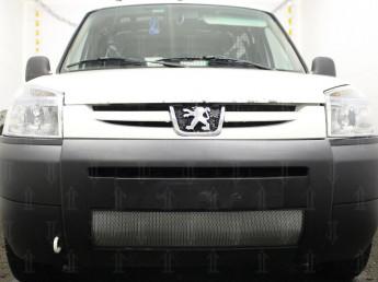 Защита радиатора Peugeot Partner 1 2002-2012 (рестайлинг)