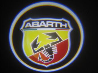LED проекции  Abarth 5е поколение 7w