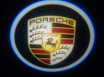LED проекции Porsche 5е поколение 7w