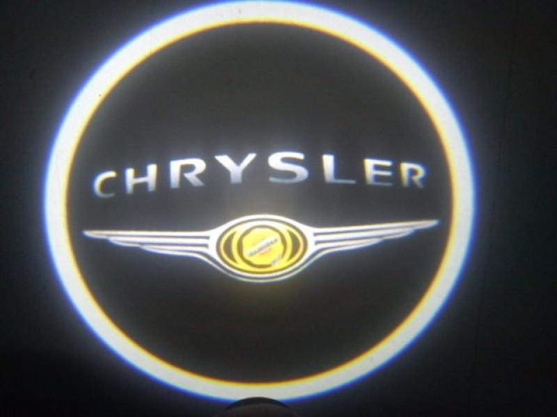 LED проекции Chrysler 5е поколение 7w