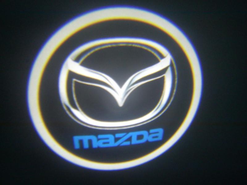 LED проекции Mazda 5е поколение 7w