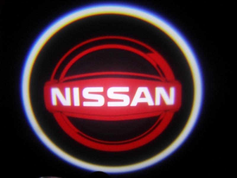 LED проекции Nissan 5е поколение 7w