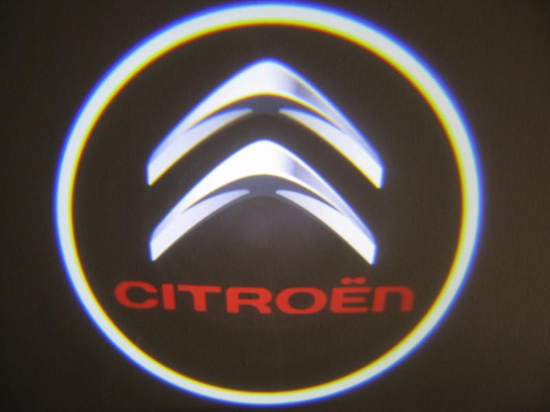 LED проекции Citroen 5е поколение 7w