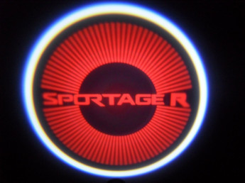 LED проекции KIA Sportage 5е поколение 7w