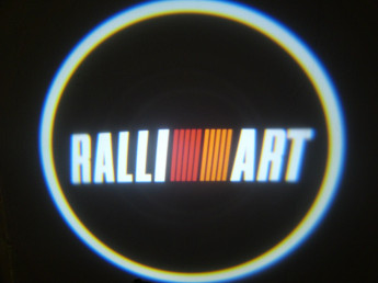 LED проекции RalliArt 5е поколение 7w