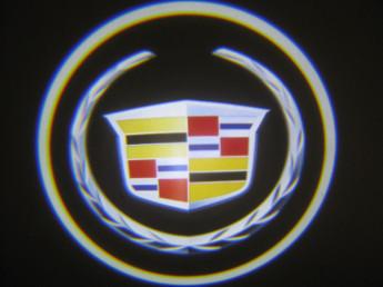 LED проекции Cadillac 5е пколение 7w