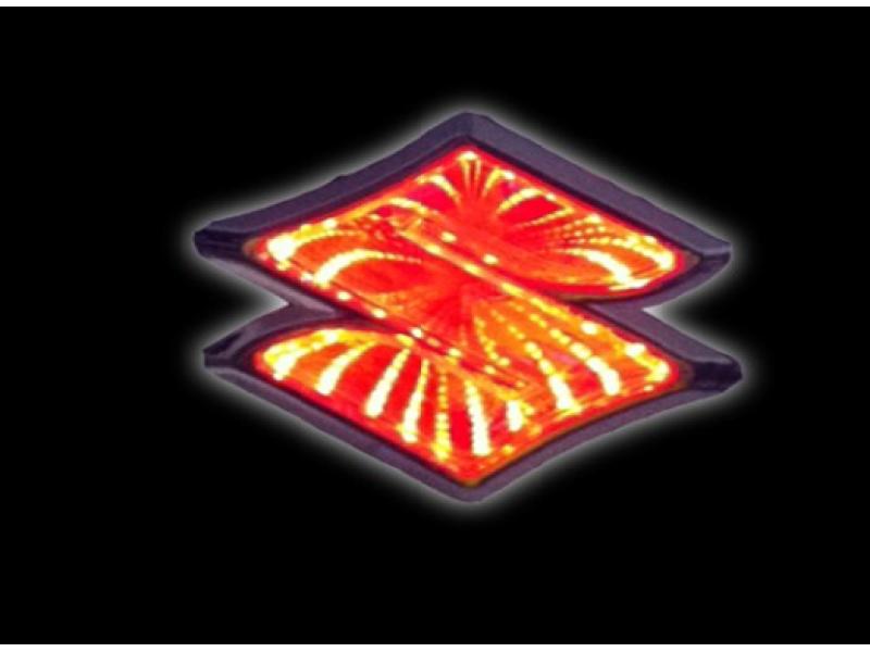 3D логотип Suzuki