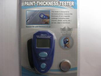 Толщиномер лакокрасочного покрытия