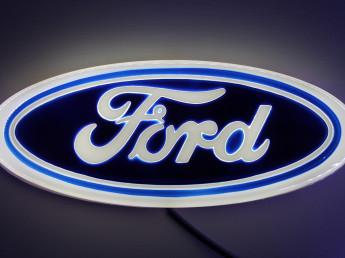4D логотип Ford
