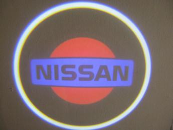 LED проекции Nissan old 5е поколение 7w