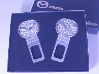 Заглушки ремня безопасности Mazda