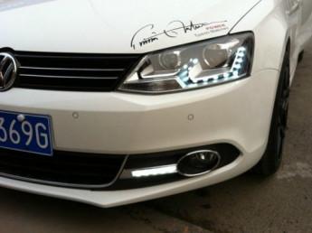 ДХО в Штатные места Volkswagen Jetta VI V1 Type