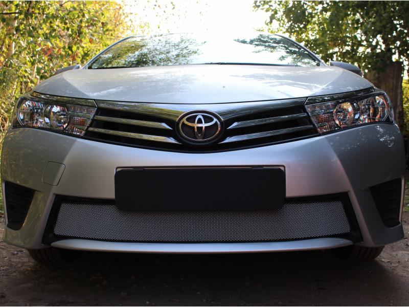 Защита радиатора TOYOTA Corolla 2012-2018